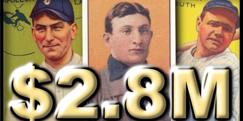 7 Of The Most Expensive Baseball Cards That Devalued Quickly
