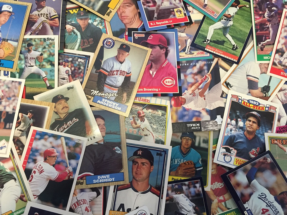 A Condensed History Of Collectible Baseball Cards Storm Fanclub