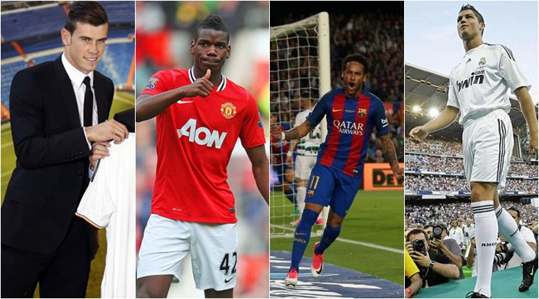 Most Expensive Soccer Players Ever in Review