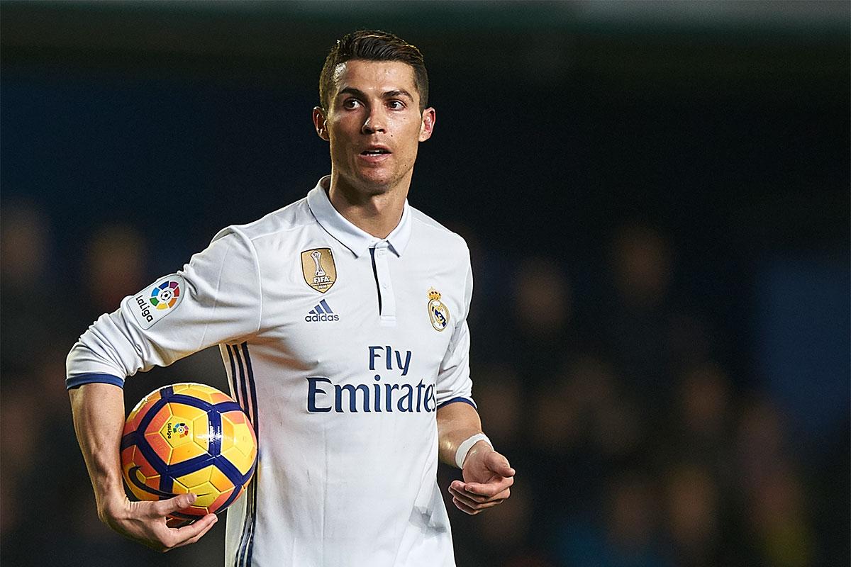 Cristiano Ronaldo Wins four Ballon d'Or's