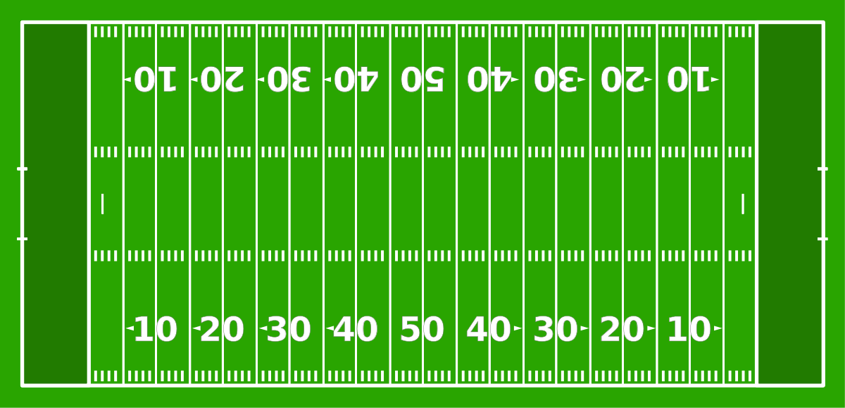 Rugby field dimensions vs football betting betting zone best bets for roulette